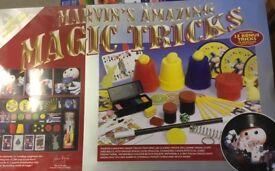 Marvins amazing magic tricks