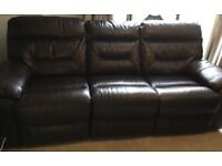 Leather Electric Recliner Sofas For Sale