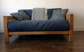 Futon company 2 seater sofa