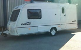Bailey pageant series 5 Monarch 2006 two berth touring caravan, very good condition ready to go .