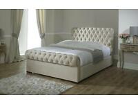 CHESTERFIELD SLEIGH BED FRAMES