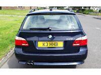 BMW 5 Series Touring SE