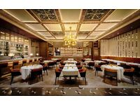 Breakfast Chef - The Grill, Immediate Start, Competitive Salary, Mayfair