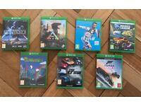 Xbox One bundle of games