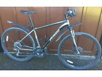 Specialized Crosstrail Pro Disk Bicycle, Hybrid, Large