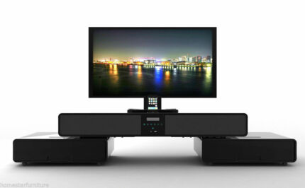 Roller HIFI ENTERTAINMENT UNIT TV Stand TV unit