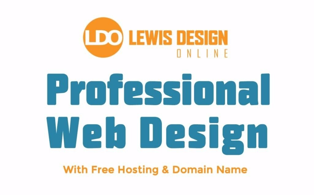 Get a stunning Professional business website designed in just 7 days from just £299