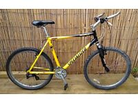 Specialized Hardrock mountain bike size 21""