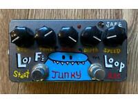 Zvex Lo Fi junky loop pedal