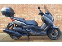 Yamaha Xmax 400cc ABS (16 REG), Immaculate condition, One owner from new, Low milage!