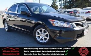 2009 Honda ACCORD LX Cruise Control, Spoiler, One Owner !!