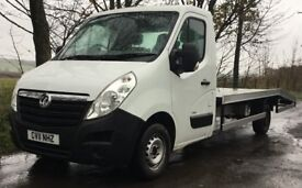 Recovery Truck *NO VAT* LWB 3.5 Ton Brand New Body Vauxhall Movano 2.3 CDTi *CHEAP TRUCK* XMAS SALE!