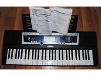 Yamaha Digital Keyboard YPT-210