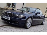 BMW 320ci Convertible