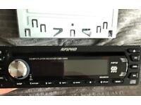 Ripspeed car-i4000 car CD player