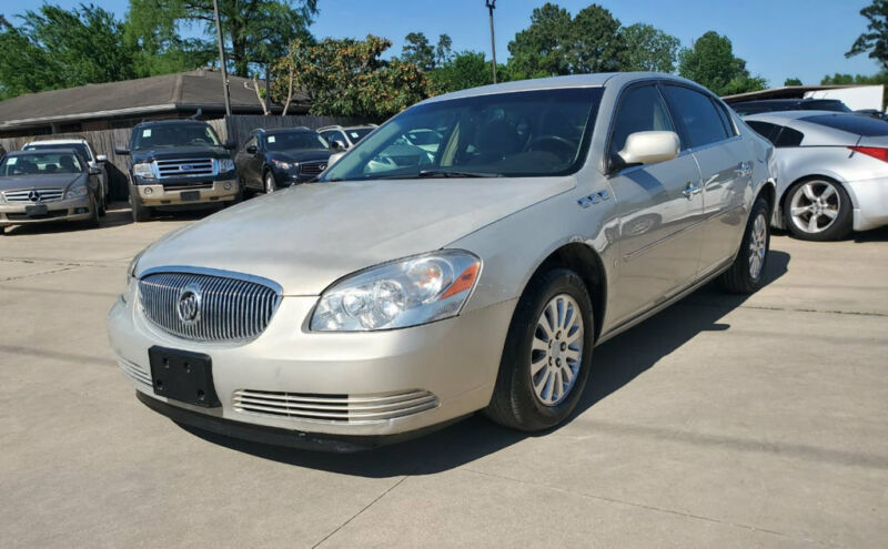 Image 3 Voiture American used Buick Lucerne 2008