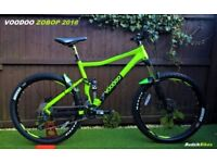 VooDoo Zobop 27.5 Full Suspension Mountain Bike