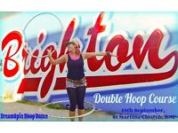 Hula Hoop Course - Double Hoops 6 week course starts 14th September