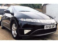 Honda Civic 1.8 i VTEC ES 5dr (CAT D)