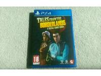 Tales From The Borderlands PS4 - £5