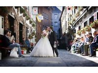 Azora Professional Wedding Photography - Half Price for 2016 at only £250 for a full day -
