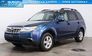 2012 Subaru Forester Convenience  MAGS+BLUETOOTH+SIEGES.CHAUFFAN