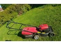 Mountfield RV40 150cc ,patrol lawnmower self propelled