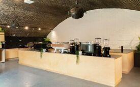 Arch 2: Creative Studio Space / Workshop / East London / E8 / Hackney Downs Studios