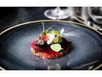 Junior Sous Chef - Fenchurch Restaurant -The Sky Garden