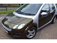 Smart forfour 55 reg 1.3cc semi auto with new gearbox and clutch Low miles