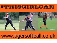 Female players wanted: Try a new and social sport, FREE Softball sessions