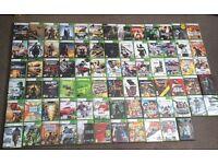 Xbox 360 game bundle/joblot