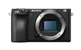 Sony Alpha A6500 Compact System Camera Touchscreen 24.2 MP 4K Body Only NEW WARRANTY