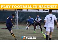 3 Players Needed for 8 a side game this Tuesday at 8pm in Hackney. Come Play football with us!