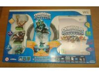 Nintendo Wii Skylanders Spyros Adventure Starter Set 100% Complete With Box As New Condition