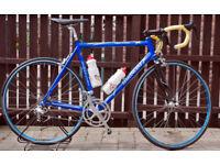 Simoncini classic Italian hand built road bike