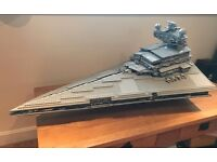 Star Wars Star Destroyer (Block toys) for Collectible!