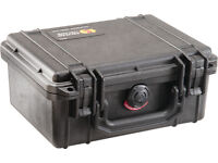 PELI CASE 1150 WATERPROOF-CRUSHPROOF- 215X150X94MM