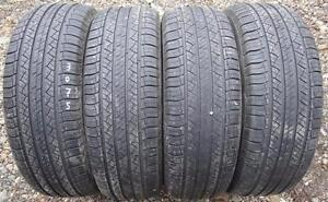 ALL SEASONS 225/60/18 MICHELIN SET OF 4 $350.00 (2PH2TF0512B)