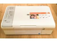 ALL IN ONE HP F4280 DESK JET PRINTER SCANNER COPIER USB CONNECTION GR CONDITION