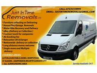 Man AND Van Rrmovals, 24/7 ONLY FROM £15p/h Service In Luton , Dunstable And All Sorrounding Area