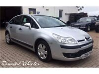 NOW REDUCED! trade in car to clear Citroen C4 1.6 SX 5 dr hatch low miles 82k mot'd, ready to go !