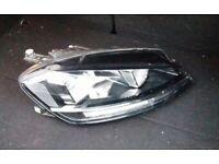 VW GOLF MK7.5 HEADLIGHT