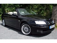 Saab 9-3 Vector Convertible 150BHP, This car is in FANTASTIC condition and drives really well.