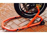 Motorcycle Front & Rear Stands