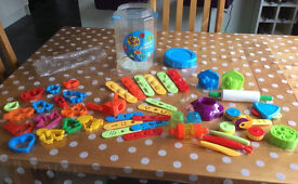 Bargain! Huge Selection of Play Dough Cutters, Moulding Tools and Rollers
