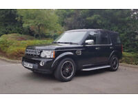 Details about STUNNER LAND ROVER DISCOVERY 3 4 2.7L TDV6 FACELIFTED 2013 7 SEATER RE-FURBED ALLOYS
