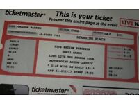 2 Emeli Sande Tickets - CARDIFF - for Sat 21st Oct