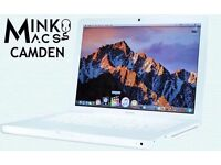" 2Ghz 13"" White Apple MacBook 2GB 120GB Final Cut Pro X Ableton Logic Pro 9 Microsoft Office 2011 "