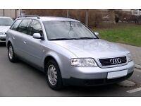 Wanted Audi A6 c5 1.9 tdi